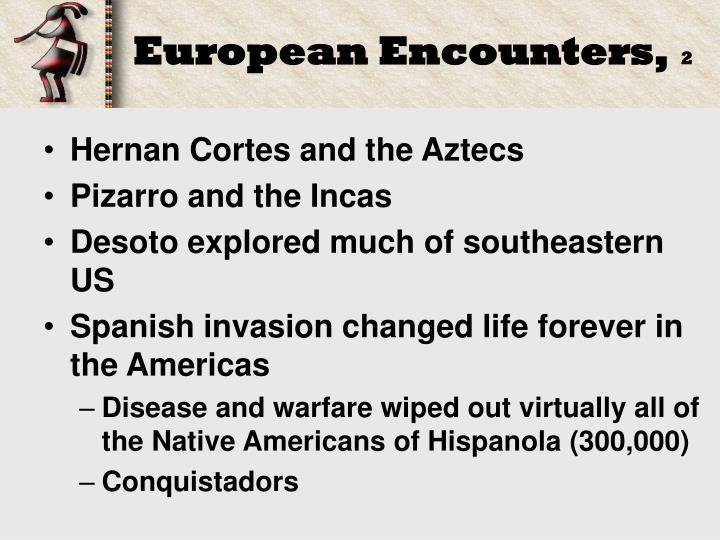 European Encounters,
