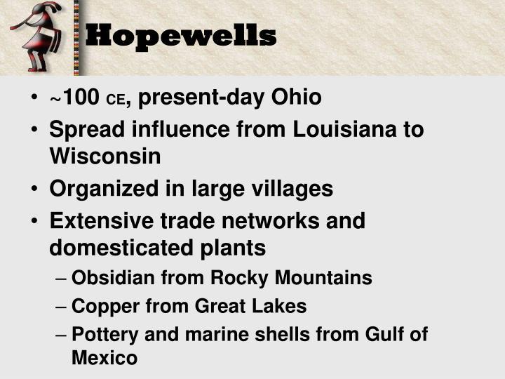 Hopewells
