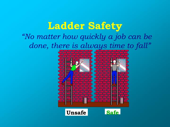 Ppt Working At Heights Powerpoint Presentation Id 4266626
