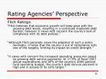 rating agencies perspective1