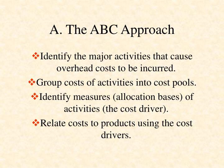 A. The ABC Approach