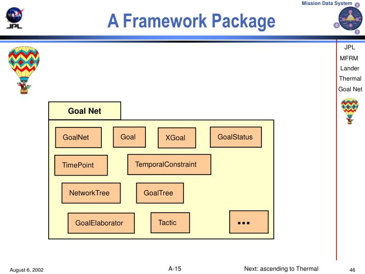 A Framework Package