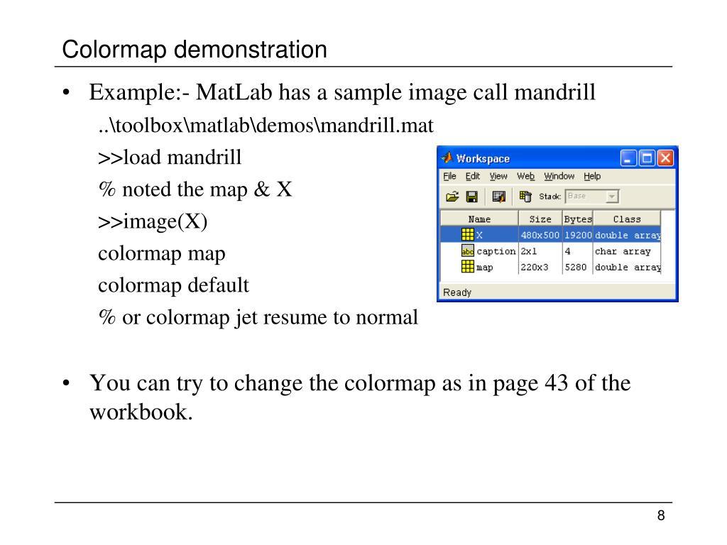 PPT - MatLAB Lesson 5&6: Symbolic Mathematics & File I/O PowerPoint