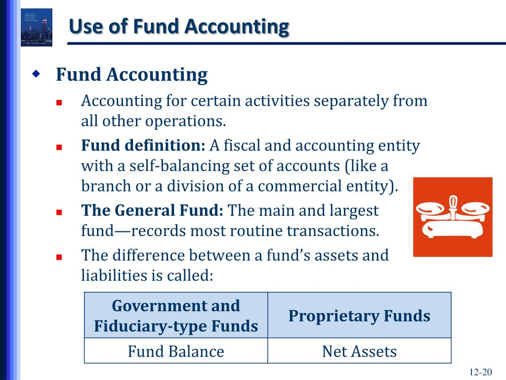 PPT - Governmental Entities: Introduction and General Fund