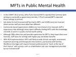 mfts in public mental health1