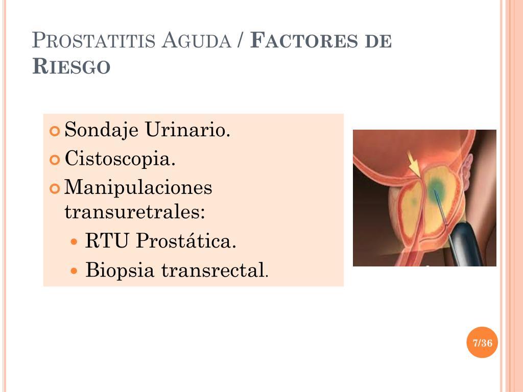 Klinikai vizsgálat a Prostatitis: CC - Klinikai vizsgálatok nyilvántartása - ICH GCP