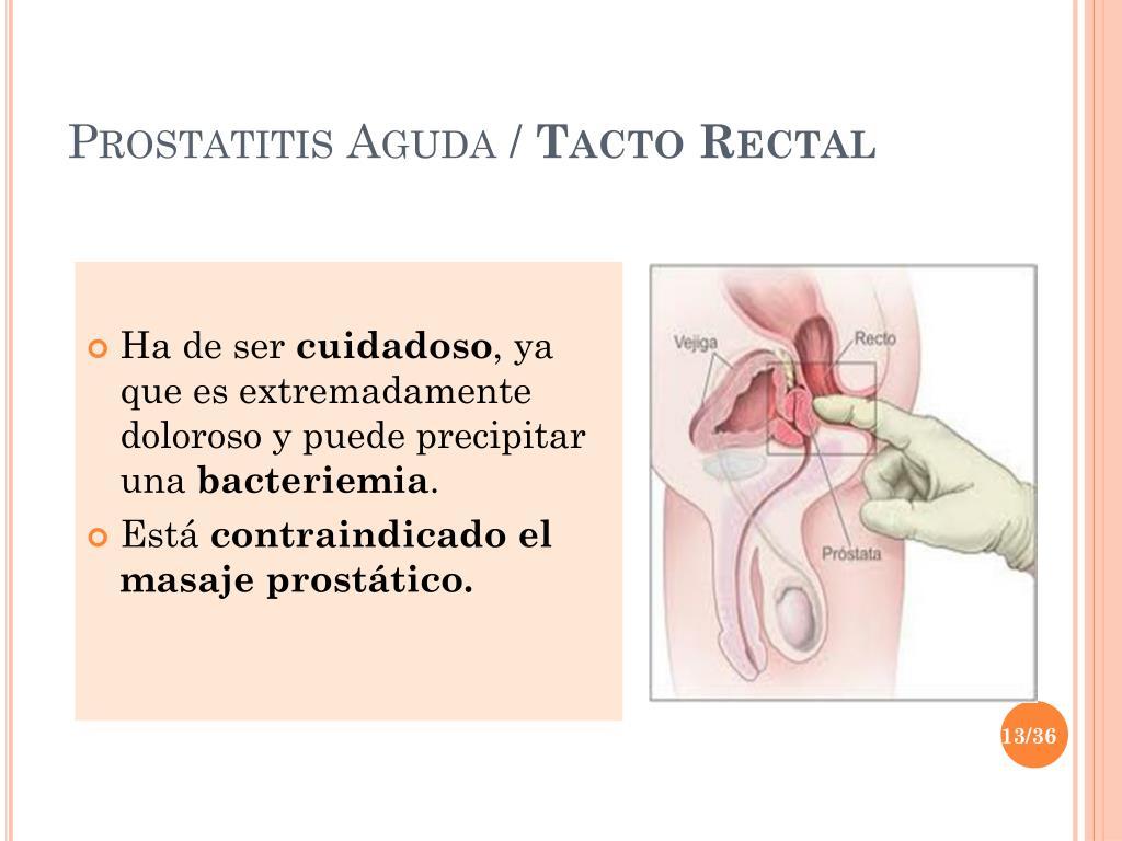prostatitis cronica ppt Messel prostatitis
