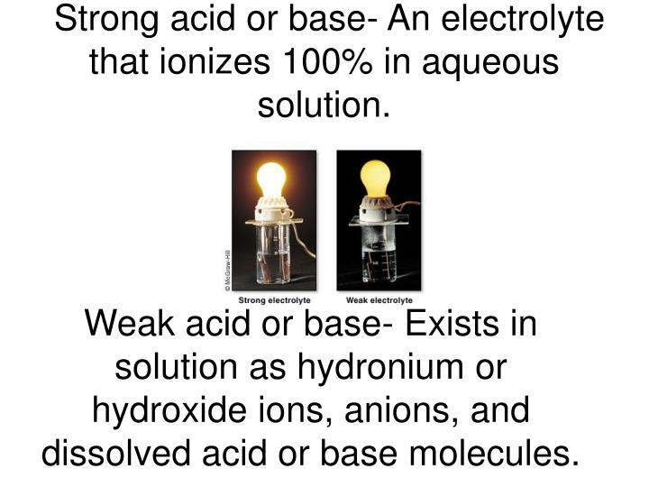 Ppt - Acids And Bases Powerpoint Presentation