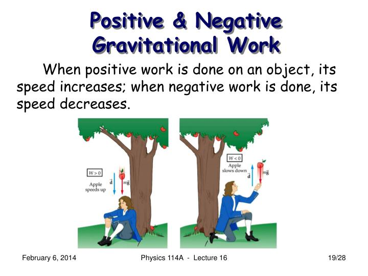 Positive & Negative