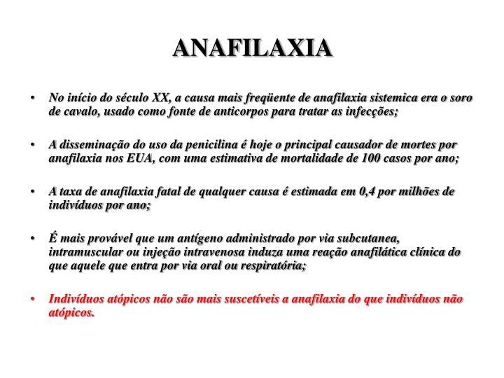 ANAFILAXIA