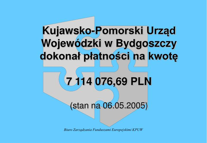 Kujawsko-Pomorski Urząd