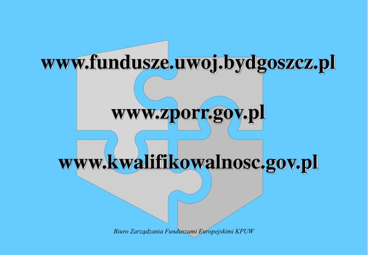 www.fundusze.uwoj.bydgoszcz.pl