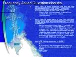 frequently asked questions issues2