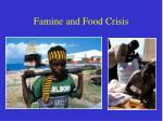 famine and food crisis1