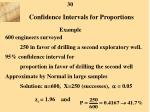 confidence intervals for proportions1