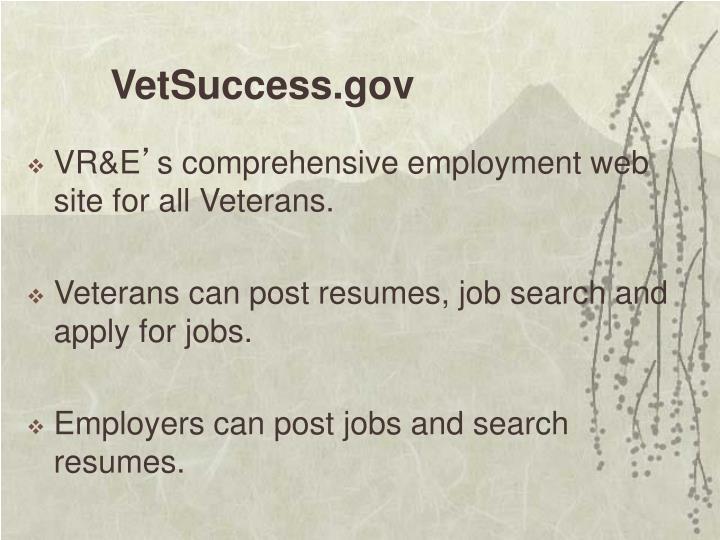 VetSuccess.gov