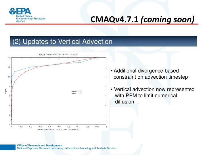 Cmaqv4 7 1 coming soon1