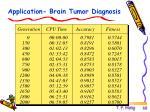 application brain tumor diagnosis1