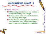 conclusions cont1