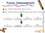 fusion subsumption2