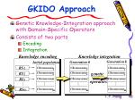 gkido approach