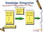 knowledge integration2