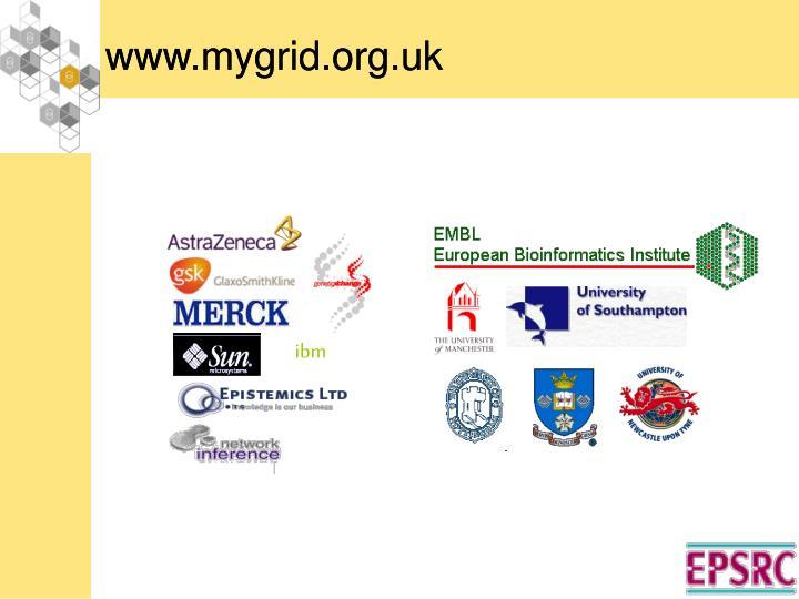 www.mygrid.org.uk