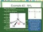 example 2 nh 3