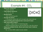 example 4 co 2