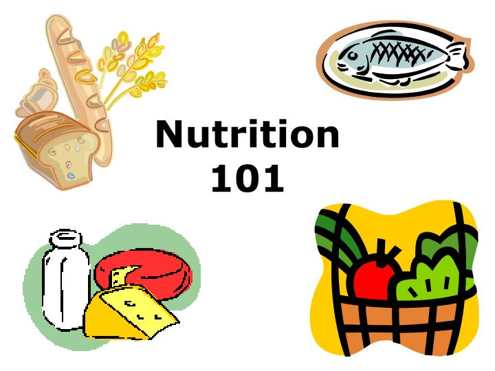 Nutrition 101