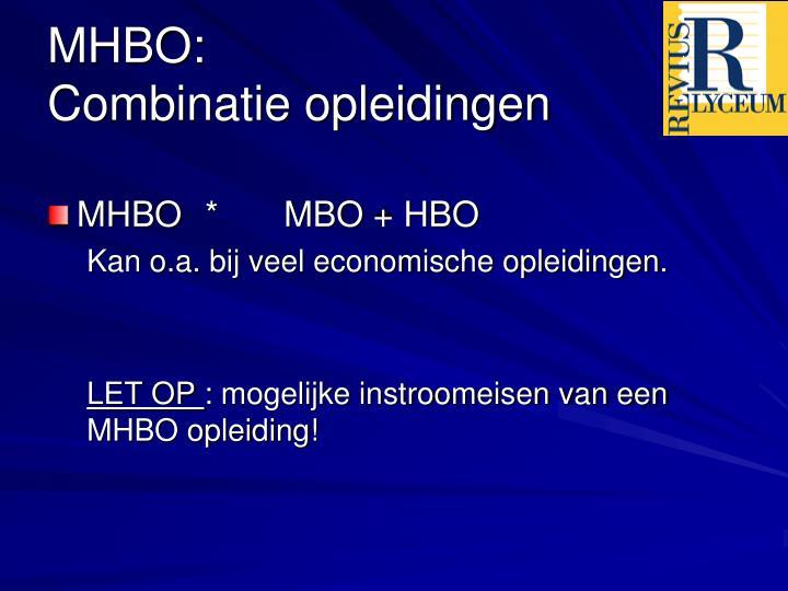 MHBO: