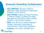 domestic smartway collaboration