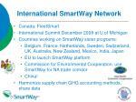 international smartway network