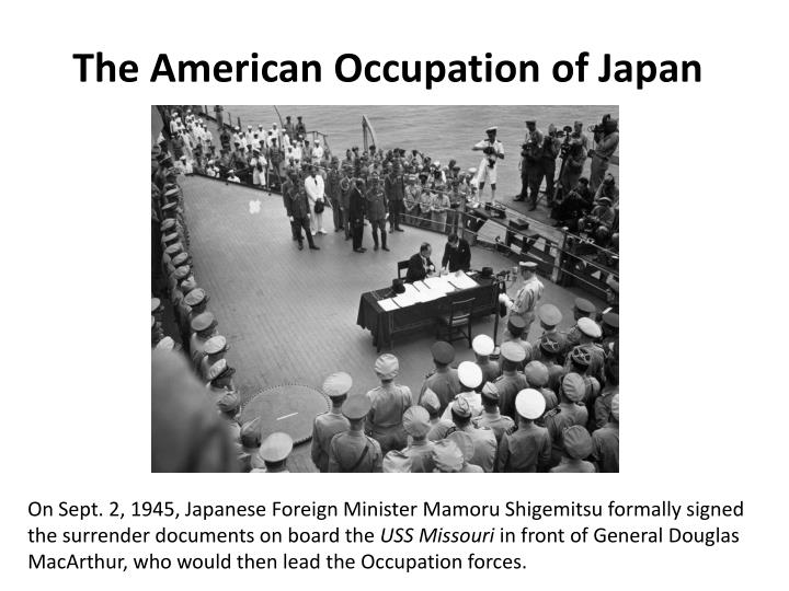 americas occupation of japan Flauta de a recollection of americas occupation of japan pico cliches and expressions give us many wonderful figures of speech and words in the english language.