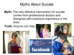 myths about suicide4
