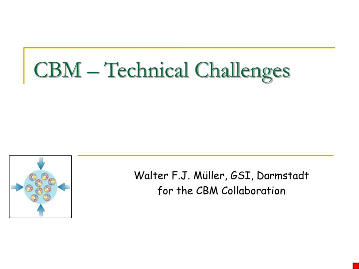 cbm technical challenges n.