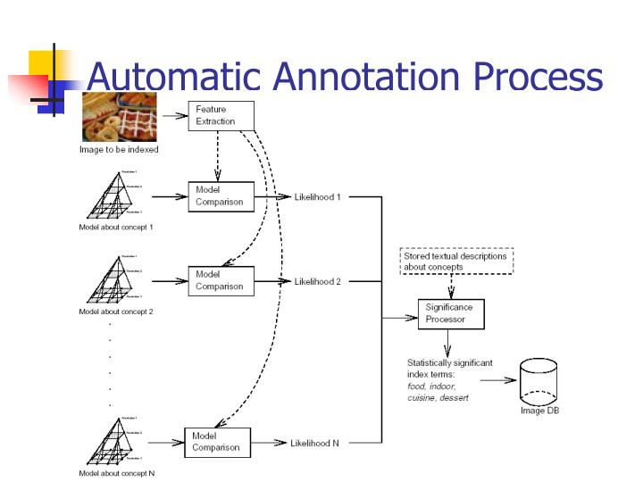 Automatic Annotation Process