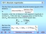 1b11 absolute magnitudes1
