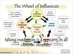 the wheel of influences