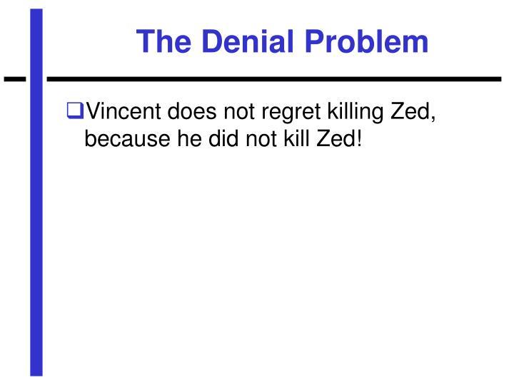 The Denial Problem