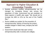 approach to higher education knowledge transfer3
