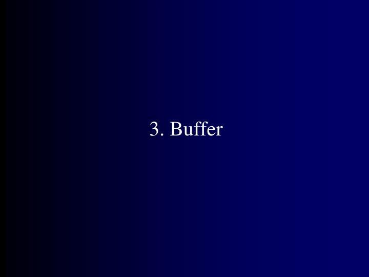 3. Buffer