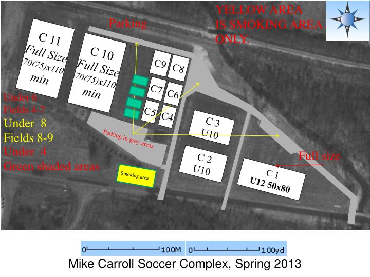 mike carroll soccer complex spring 2013 n.