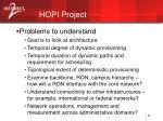 hopi project