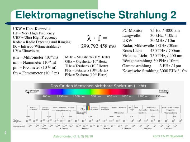 Gemütlich Elektromagnetische Wellen Notizen Arbeitsblatt Fotos ...