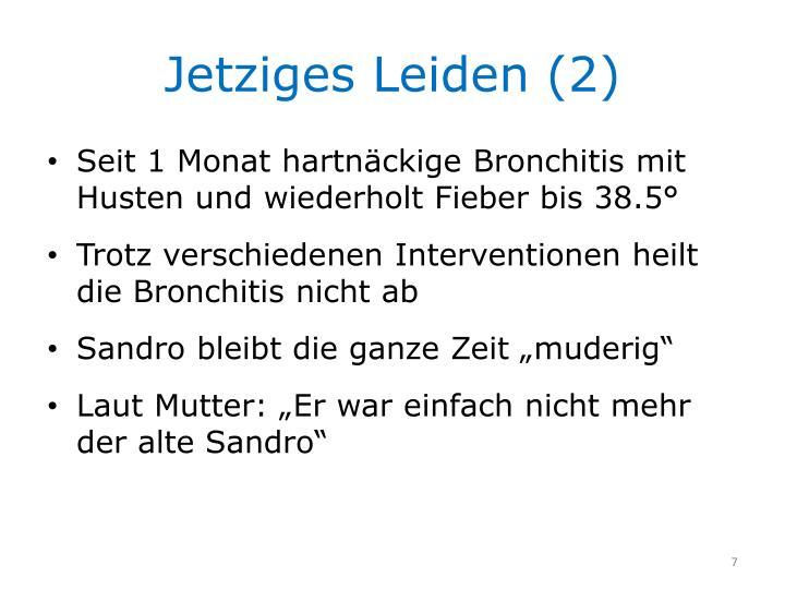 Jetziges Leiden (2)