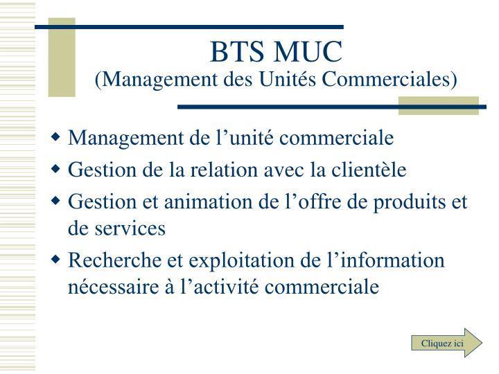 BTS MUC
