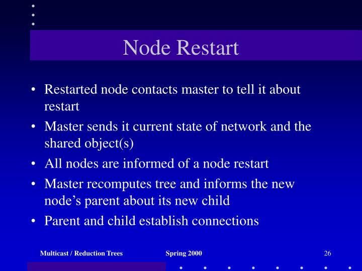 Node Restart