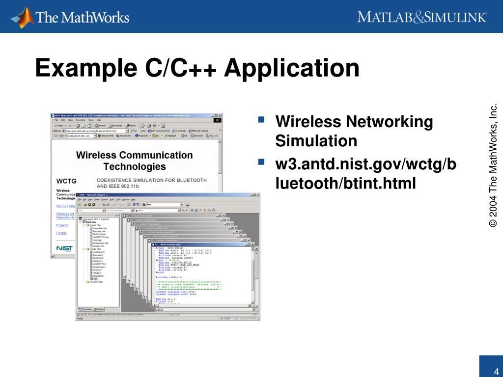 PPT - MATLAB for C/C++ Programmers PowerPoint Presentation - ID:4279379