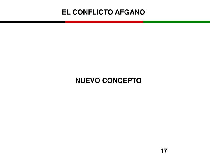 EL CONFLICTO AFGANO